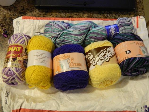 Extra Special Yarn