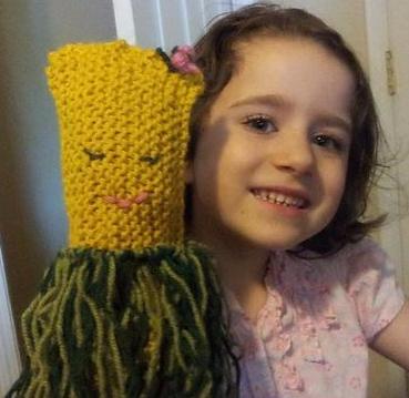 Hula Puppet