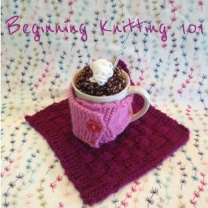Basketweave Dishcloth1